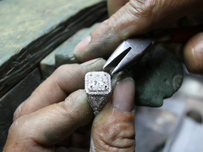 Custom Jeweler Dallas