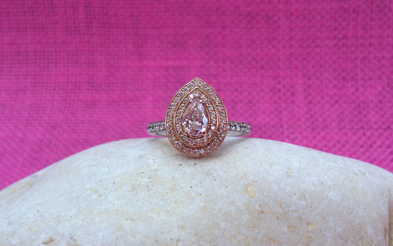 Pear Shape Diamonds Dallas