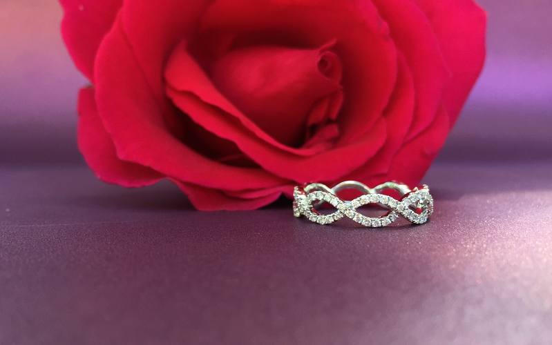 Romantic Eternity Band Dallas