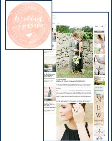 Wedding Sparrow Press