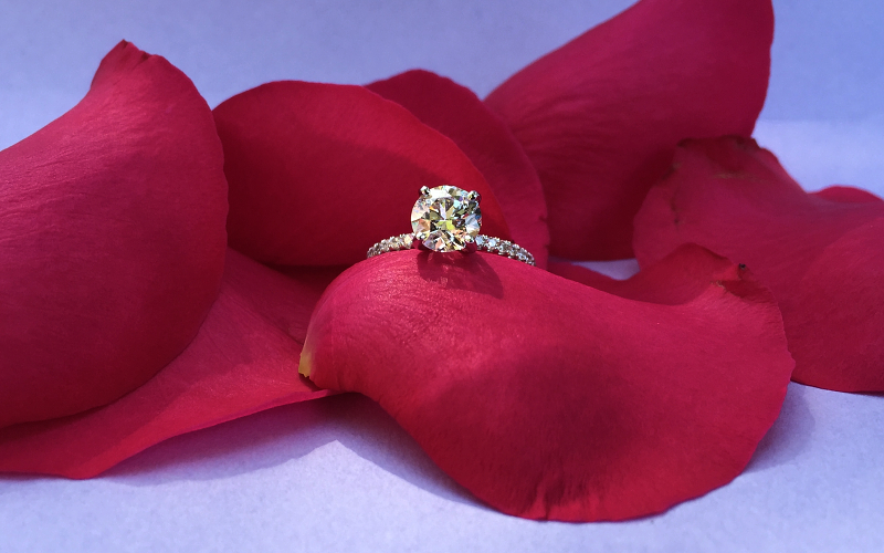 Diamond Engagement Ring Dallas
