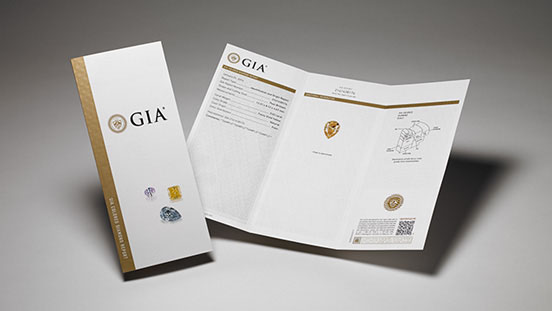 Gia Certification Colored Diamonds