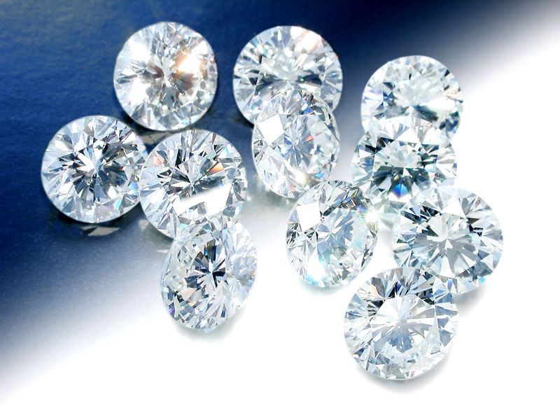 Gia Round Diamonds in Dallas