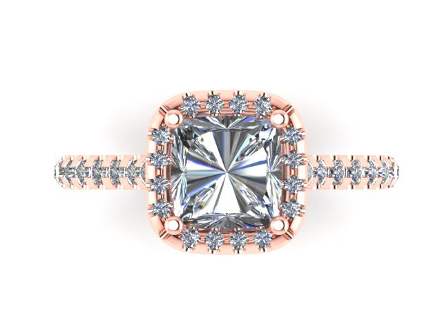 Image result for What to Know About Rose Gold Diamond Engagement Rings in Dallas