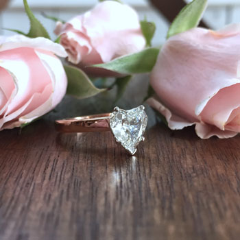 heart-shape-rose-gold-engagement-ring